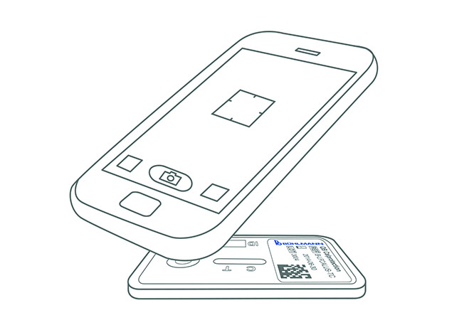 CalApp® - immuno test cassette reader