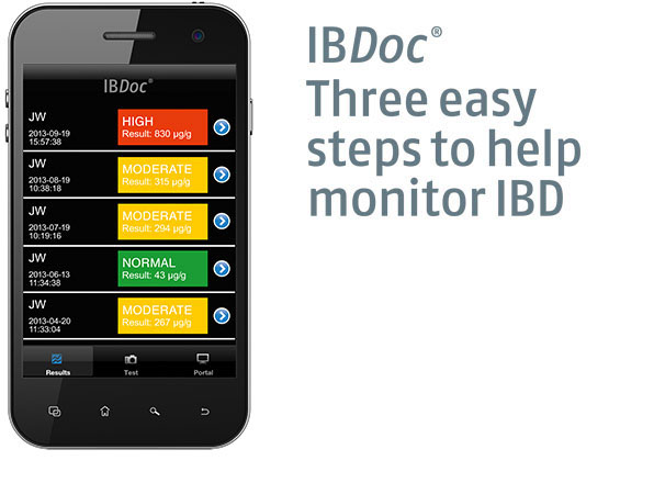 IBDoc - Three easy steps to help monitor IBD